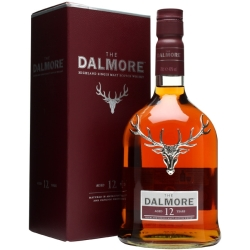 Dalmore 12 Year Old Highland Single Malt Scotch Whisky