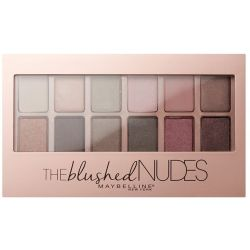 Maybelline The Blushed Nudes Eyeshadow Palette (Worth £11.99)
