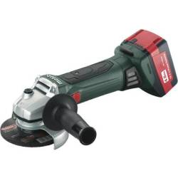 Metabo W 18 LTX 125 4.0 Ah 602174610 Cordless angle grinder 125 mm incl. spare battery incl. case 18 V 4 Ah