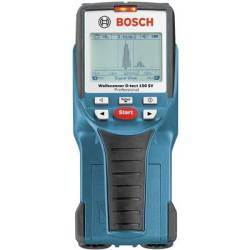 Bosch Professional Detector D TECT 150 SV 0601010008 Locating depth (max.) 150 mm Suitable for Wood Ferrous metal Non ferrous metal Live wires Plastic