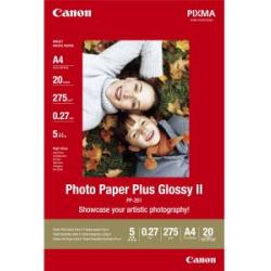 Canon Photo Paper Plus Glossy II PP 201 2311B019 Photo paper A4 265 gm² 20 sheet Glossy