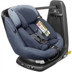 Maxi Cosi AxissFix Plus i Size Group 0 1 Car Seat Nomad Blue