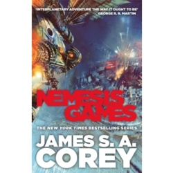 Nemesis Games Book 5 of the Expanse (now a major TV series on Netflix)