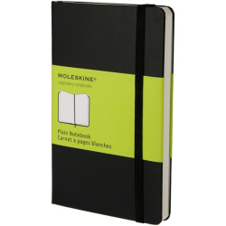 Moleskine Classic Notebook Large Plain 240 Pages 120 Sheets