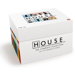 House Complete Collection Blu Ray