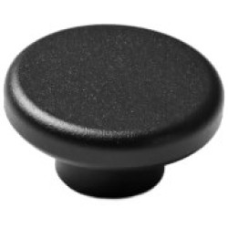 Menu Knobs Black 2 Pack