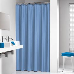 Sealskin Shower Curtain Granada 180 cm Blue 217001321
