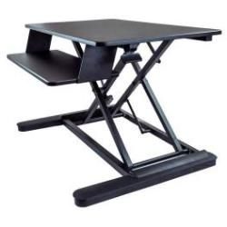 Sit Stand Desk Converter Large 35in Wide