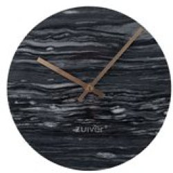 Zuiver Marble Time Wall Clock in Grey