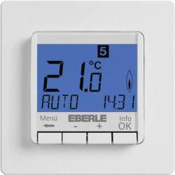 Eberle FIT 3R Indoor thermostat Flush mount 7 day mode 5 up to 30 °C