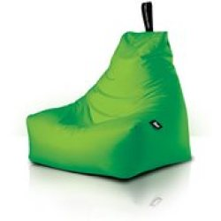 Extreme Lounging Mighty B Outdoor Bean Bag in Lime