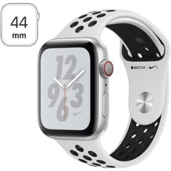Apple Watch Nike Series 4 GPS MU6K2FD A 44mm Silver