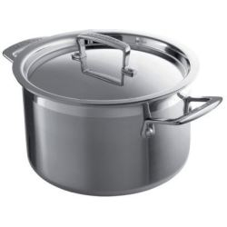 Le Creuset 24cm 3 Ply Stainless Steel Deep Casserole