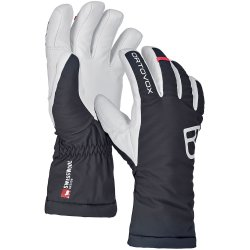 Ortovox Swisswool Freeride Gloves black raven