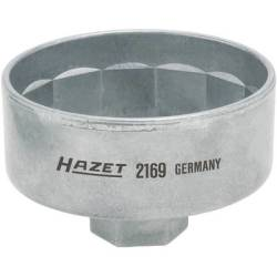 Hazet 2169 36 Oil Filter Wrench S36mm