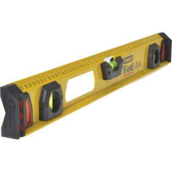 Stanley FatMax I Beam Spirit Level 48 120cm