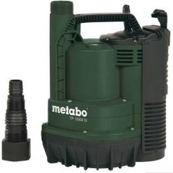 Metabo TP 12000 SI 0251200009 Submersible pump 11700 l h 9 m