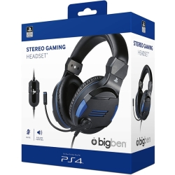 Official Sony Licensed Stereo Gaming Headset for PS4 PS5 44 PC ...