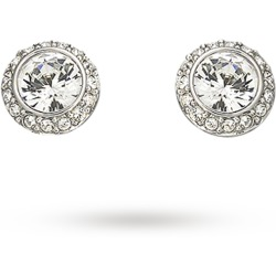 SWAROVSKI Crystal Angelic Stud Earrings