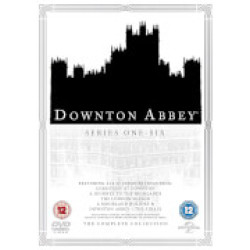 Downton Abbey Series 1 6 with Christmas Specials