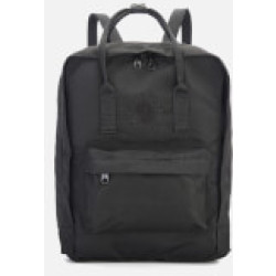 Fjallraven Re Kånken by black backpack women's Backpack in Black