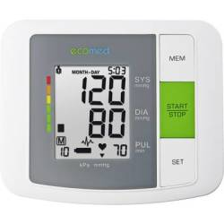 Ecomed BU 90E Upper arm Blood pressure monitor 23200