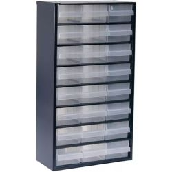 Raaco Cabinet 1224 02 with 24 Drawers 137409