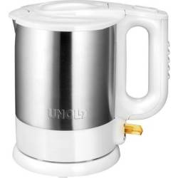 Unold Kettle cordless Stainless steel White