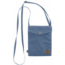 Fjällräven Pocket Shoulder bag size One Size blue grey