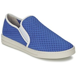 Mellow Yellow SAJOGING women's Slip ons (Shoes) in Blue