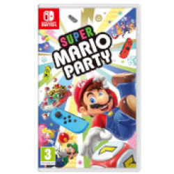 Nintendo Switch Super Mario Party Switch