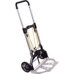 Wolfcraft TS 850 5501000 Sack barrow folding Aluminium (die cast) Load capacity (max.) 100 kg