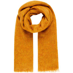 Y.A.S Soft Scarf Women Orange