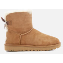 UGG MINI BAILEY BOW II women's Mid Boots in Brown