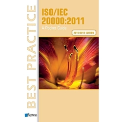 ISO IEC 20000 2011 A Pocket Guide by Mart Rovers (Paperback 2013)