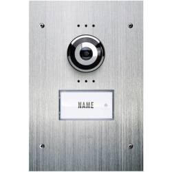 m e modern electronics Vistadoor VDV 910 Video door intercom Corded Outdoor panel Detached Stainless steel