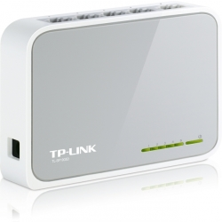 TP LINK TL SF1005D Network switch 5 ports 100 Mbps