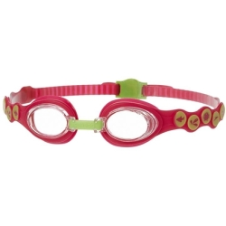 Speedo Infants Sea Squad Goggles Pink Green Infants