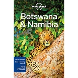 Lonely Planet Botswana Namibia by Lonely Planet (Paperback 2017)