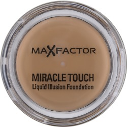 Max Factor Miracle Touch Liquid Illusion Foundationation 75 Golden