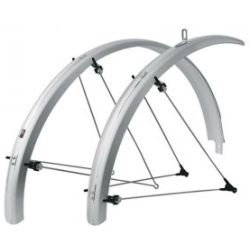 SKS Bluemels Mudguards 700c x 42mm Silver Silver