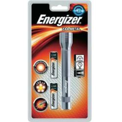 Energizer Metal Light LED (monochrome) Torch battery powered 50 lm 34 g