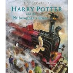 Harry Potter Illustrated Editions Harry Potter and the Philosopher's Stone (Illustrated Edition)