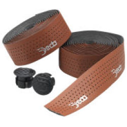 Deda Leather Bar Tape One Size Brown