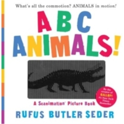 ABC Animals A Scanimation Picture Book