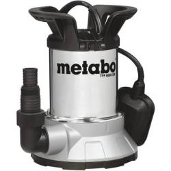 Metabo TPF 6600 SN 0250660006 Wet intake submersible pump 6600 l h 6 m