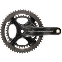 Campagnolo Chorus 11 Speed Ultra Torque Carbon Compact Chainset Black 52 36T 170mm