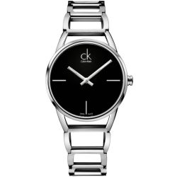 Calvin Klein Stately Watch K3G23121 Silver