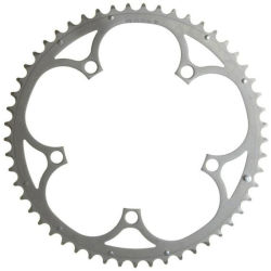 Campagnolo Record Chorus 52T 10 Speed Chainring 52 Tooth Silver