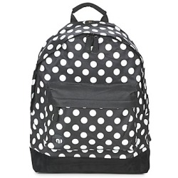 Mi Pac ALL POLKA women's Backpack in Black